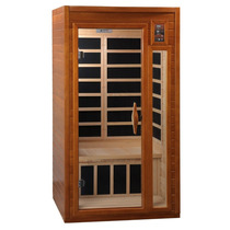 Baño Sauna Para 1 Y 2 Personas Inflarrojo 6 De Carbono