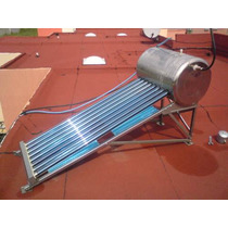 Calentador Solar 2 Pers Civamb Agua Caliente Gratis !!