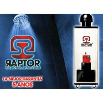Calentador De Paso Delta Raptor 7 Lts 1.5 Baños Lp, Gn