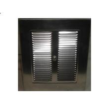 Extractor Nutone P/baño Ventilación Ducto Cuadrado C/rejilla