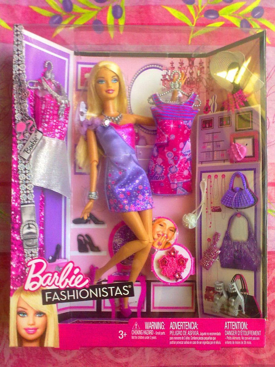 Juegos De Barbie Fashionista Loading zoom