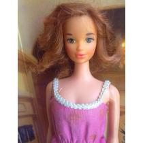 Barbie Vintage Del Ano De 1966 Modelo 4