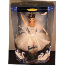 Barbie Cisne Reina Del Lago De Los Cisnes 12 Edición Colecc