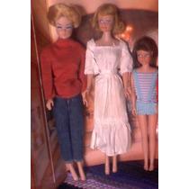 Barbie Bellezas De Los 50s Y 60s Vintage