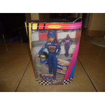 Barbie Nascar 50 Aniversario De Coleccion Mattel 1998 +++