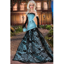 Barbie Collector: Vestido, French Quarter Fashion.