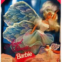 Barbie Princesa Angel Con Alas Gigantes