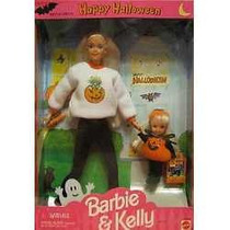 Barbie Y Kelly Set De Halloween Edicion Especial