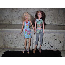 Set De 2 Muñecas Barbie Original Mattel Inc.