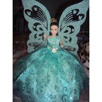 Barbie Hadas Con Alas Para La Princesa D Casa Varios Colores