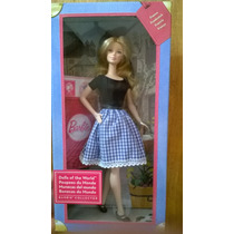 Barbies De Coleccion Muñecas Del Mundo