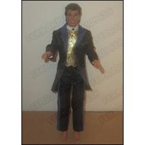 Fiel Compañero Barbie - Muñeco Ken - Vintage Mattel 1988
