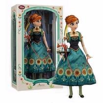 Disney Store Muñeca Frozen Fever Ana Edición Limitada