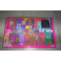 Barbie Teacher Quiero Ser Maestra Exclusivo De Toysrus