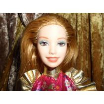 Barbie Rubia La Magia De Pegaso Vestido Rosita A135
