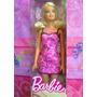 Barbie Con Vestido Con Disenos De Marca Modelo 1