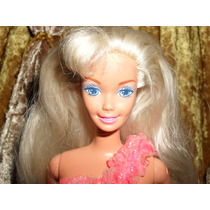 Barbie Rubia 3 Looks 1995 Traje De Baño A018