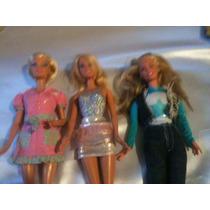 Barbies $50, My Scene, Oferta, Solas O En Lote