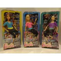 Barbie Fashionistas Made To Move Asiatica