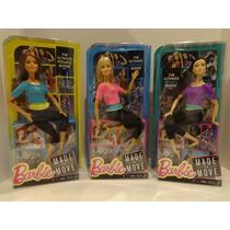 Barbie Fashionistas Made To Move Asiatica