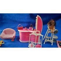 Muebles Barbies, My Scene, Bebé, Oferta, Cocina