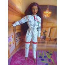Barbie Astronauta De La Nasa Con Pelo Rojo