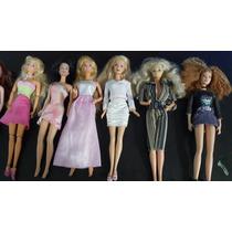 Barbies Mistery Squad,victoria,fashion Fever,precio X C/u