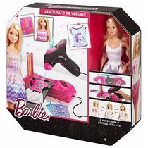 Barbie Set Diseño De Modas Con Aerografo De Verdad!!!!!
