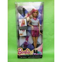 Barbie Original Uñas Magicas Glitz Y Glam Nueva! Sin Abrir!