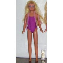 Skiper Sunsational Malibu 1981 Hermanita De Barbie