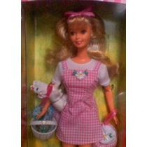 Barbie Sweet Moments Con Ojos Color Miel