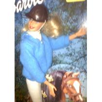 Barbie Clases De Equitacion