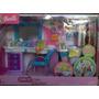 Salon De Belleza Muebles Y Muchos Accesorios Para Barbie