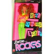 Barbie Diva And The Rockers Del Ano 1980s