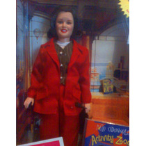 Muneca Rosie O Donnell De 30 Cms Tipo Barbie