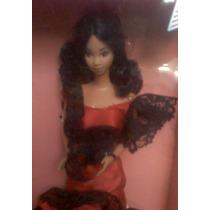 Barbie Espanola De Princesas Del Mundo Del Ano 1990