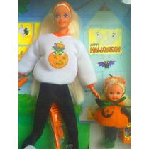 Barbie Y Kelly Set Halloween