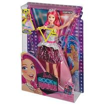 Barbie En El Campamento Del Pop Courtney 2 En 1 Mattel