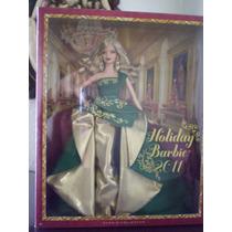 Linda Barbie! Barbie De Coleccion Holiday 2011