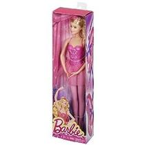 Barbie Cuento De Hadas De La Bailarina De La Muñeca Rosada