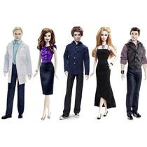 Barbie Twilight Amanecer Parte 2 Esme Emmet Rosalie Jasper