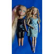 Barbies, Morenitas, Hadas, Bratz, My Scene