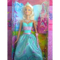 Barbie Con Vestido De Fiesta Color Azul Verdoso