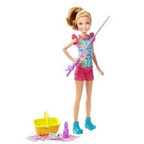 Barbie Hermanas Acampar Stacie Doll
