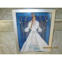 Barbie Holiday Visions 2003 Edición Exclusiva Sellada