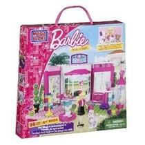 Megabloks Barbie Tienda De Animales Juego Para Armar