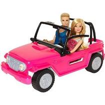 Barbie Beach Cruiser Y Ken Doll