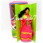 Barbie Corea Coreana Korean Muñecas Del Mundo 1era Ed