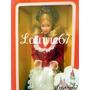 Barbie Alemana Muñecas Del Mundo 1era Edicion Alemania 1986