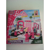Barbie Mega Bloks Boutique De Moda